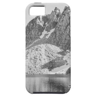Kearsarge Pinnacles, The Sierra by Ansel Adams iPhone SE/5/5s Case