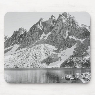 Kearsarge Pinnacles, The Sierra by Ansel Adams Mouse Pad