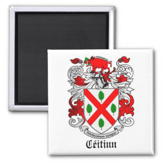 Keating Coat of Arms Magnet