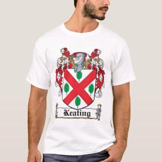 Keating Family Crest T-Shirt