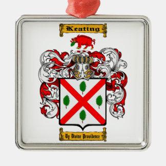 Keating Metal Ornament