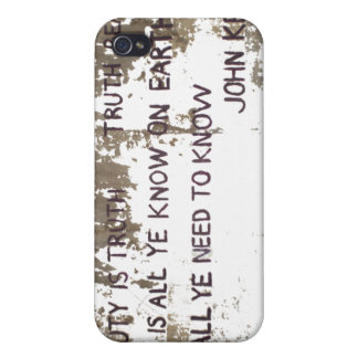 KEATS CASES FOR iPhone 4