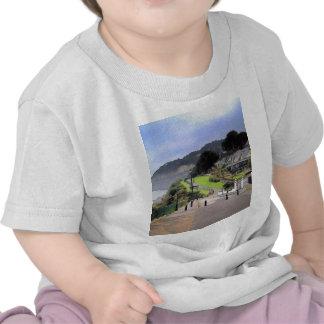 Keats Green, Shanklin, Isle of Wight, England Shirts