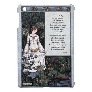 "Keats ""La Belle Dame"" iPad or iPad Mini Case"
