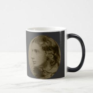 Keats, the Romantic Poet 11 Oz Magic Heat Color-Changing Coffee Mug