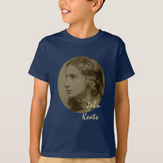 Keats, the Romantic Poet T-Shirt