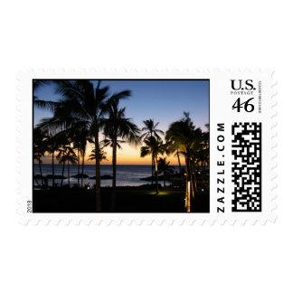 Keauhou Bay Hawaii Postage