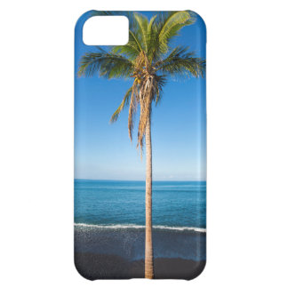 Keawaiki black sand beach 2 cover for iPhone 5C