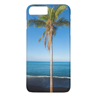 Keawaiki black sand beach 2 iPhone 7 plus case