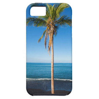 Keawaiki black sand beach 2 iPhone SE/5/5s case
