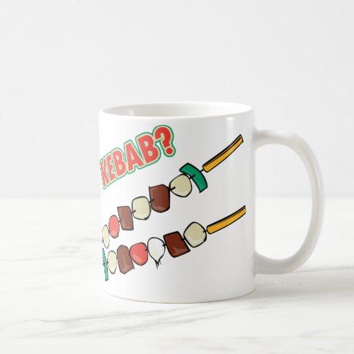 Kebab? Coffee Mugs