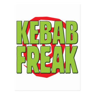 Kebab G anormal Postales
