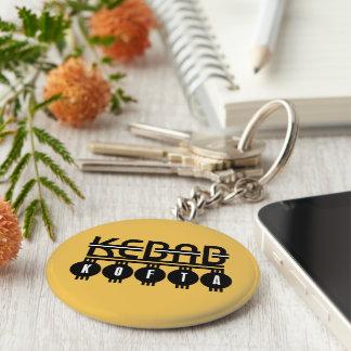 Kebab Kofta Keychain