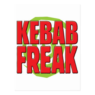 Kebab R anormal Postal