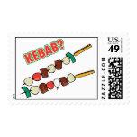 Kebab? Stamps