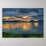 Kechemak Bay, Alaska Print