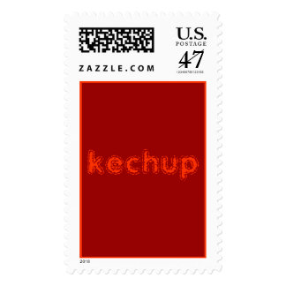 kechup postage