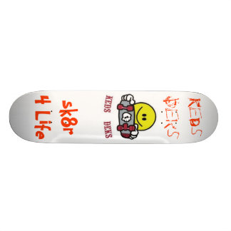 Keds Deks Sk8board Skateboard Deck