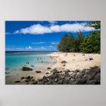 Ke'e Beach, Kaua'i Print
