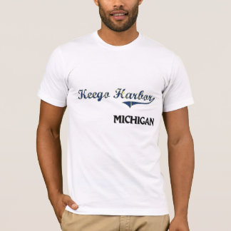 Keego Harbor Michigan City Classic T-Shirt