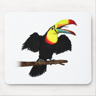 Keel-Bill Toucan Mouse Pad