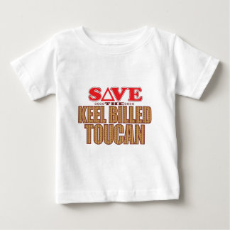 Keel Billed Toucan Save Baby T-Shirt