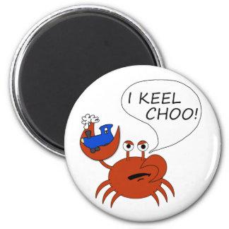 Keel Choo Magnet