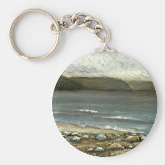 Keel Strand, Achill Island, Co. Mayo Keychain