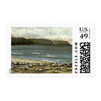 Keel Strand, Achill Island, Co. Mayo Postage Stamps