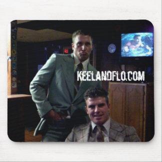 KeelandFlo.com mousepad