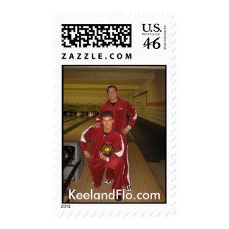 KeelandFlo.com - postage stamp