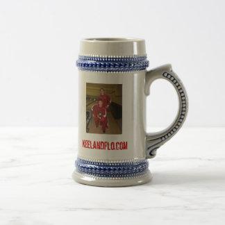 KeelandFlo.com Stein Coffee Mug