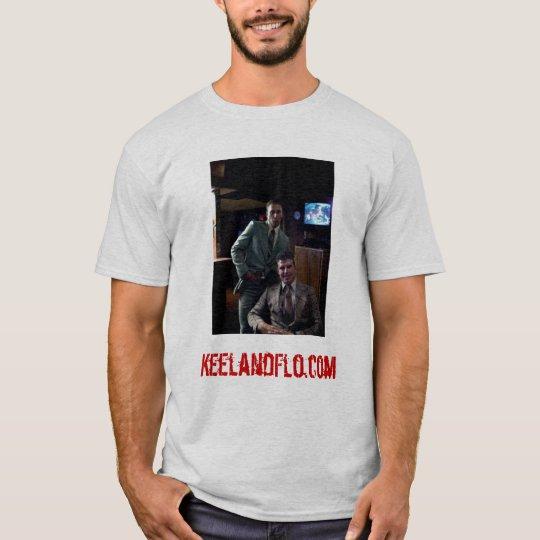 KeelandFlo.com t-shirt