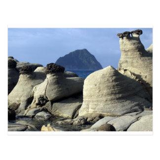 Keelung Isle Postcard