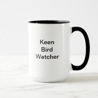 Keen Bird Watcher Mug