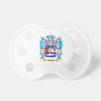 Keen Coat of Arms - Family Crest Pacifier