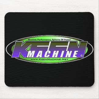 Keen Machine EXCLUSIVE Signature Mousepad!!! Mouse Pad