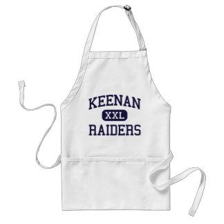 Keenan - asaltantes entrenados para la lucha cuerp delantales