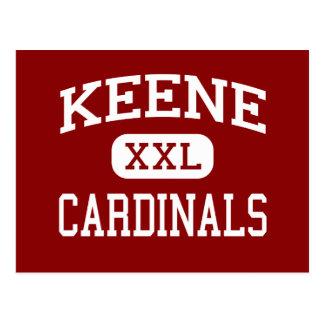 Keene - Cardinals - Middle - Keene New Hampshire Postcard