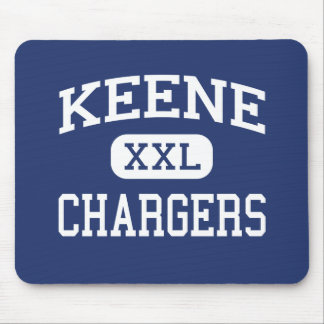 Keene - Chargers - Junior - Keene Texas Mouse Pad