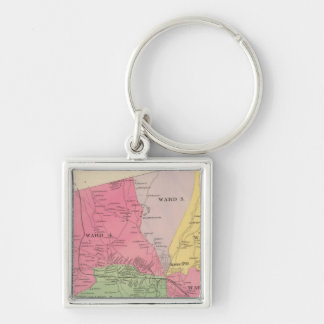 Keene, Cheshire Co Keychain