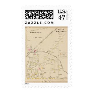 Keene, sala 1 sellos postales