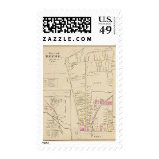 Keene, Ward 12 Stamps