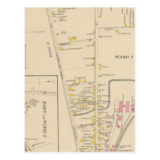 Keene, Ward 12 Postcard