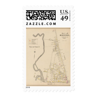 Keene, Ward 4 Stamps