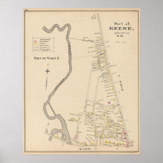 Keene, Ward 4 Poster