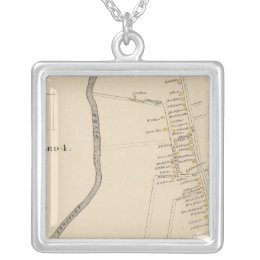 Keene, Ward 4 Silver Plated Necklace