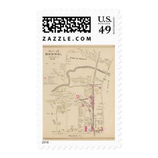 Keene, Ward 5 Stamps