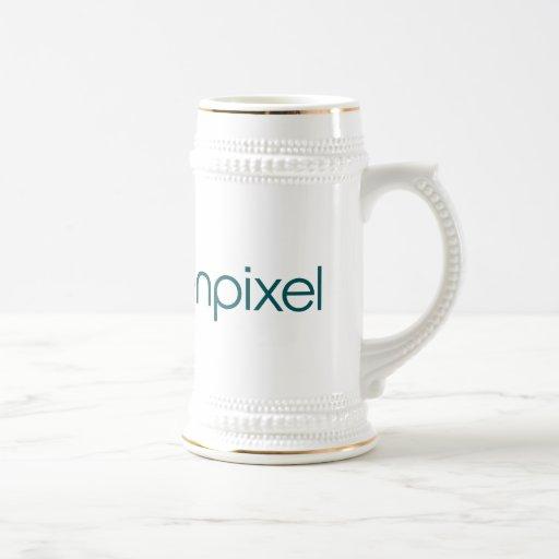 Keenpixel Logo Beer Stein