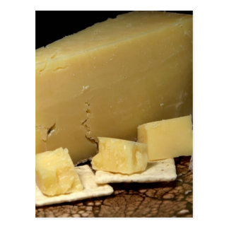 Keens Cheddar Cheese Postcard